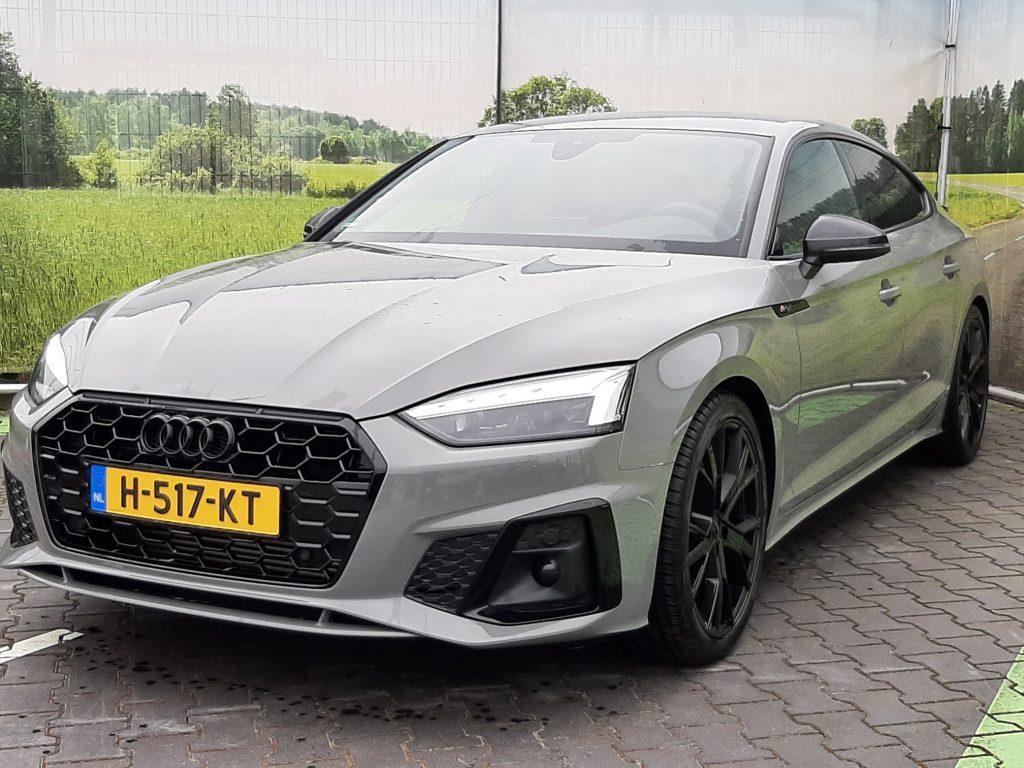 Audi A5 Sportback 40 TFSI launch edition sport 140kW S tronic automaat